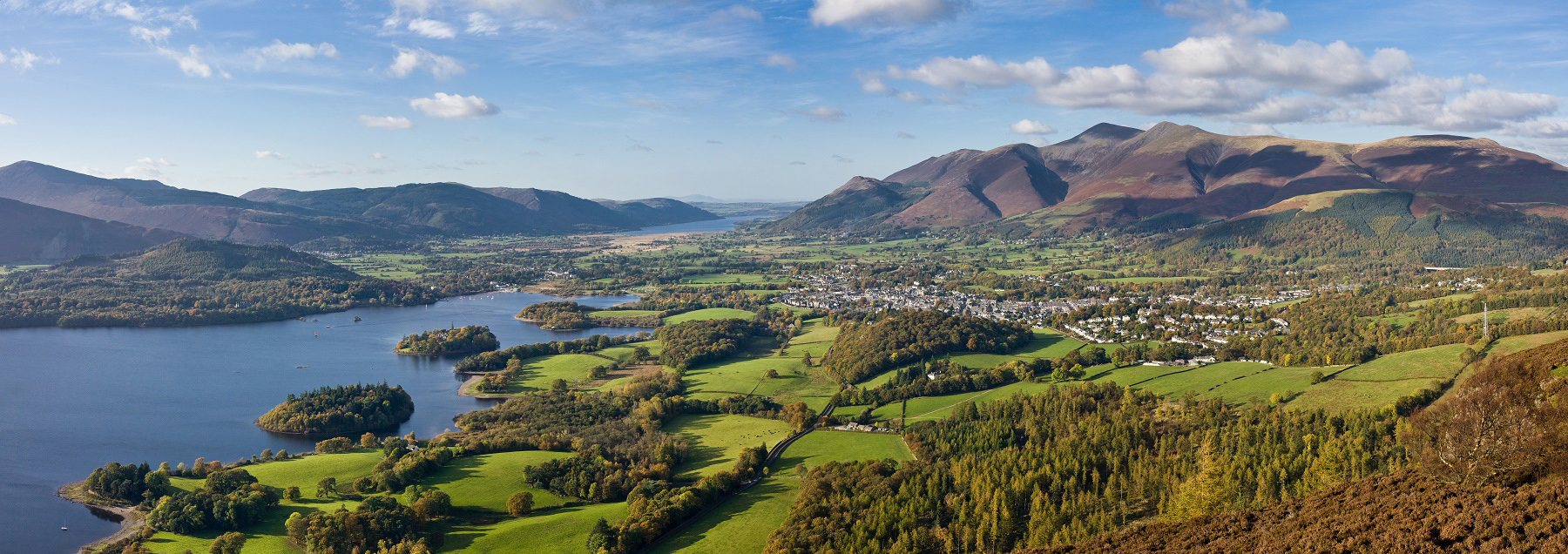 Keswick Cottages The Best Of The Lake District