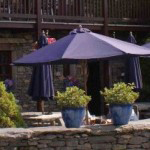 beer gardens in lake district keswick