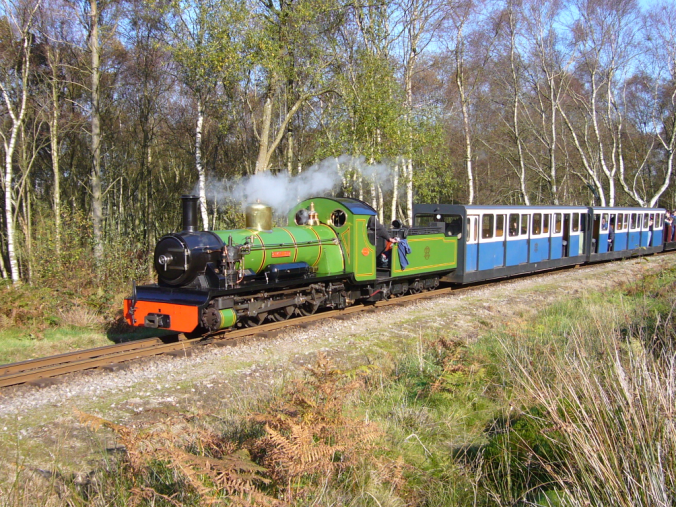 a weekend in the Lake District: Railway