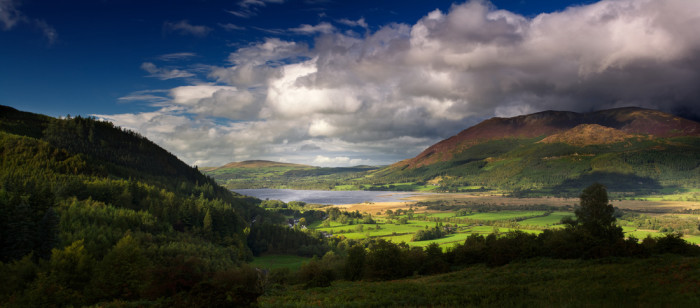 Bassenthwaite Lake Lake District
