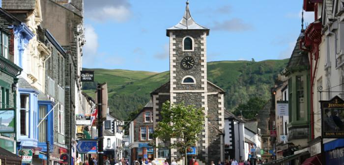 Keswick Lake District