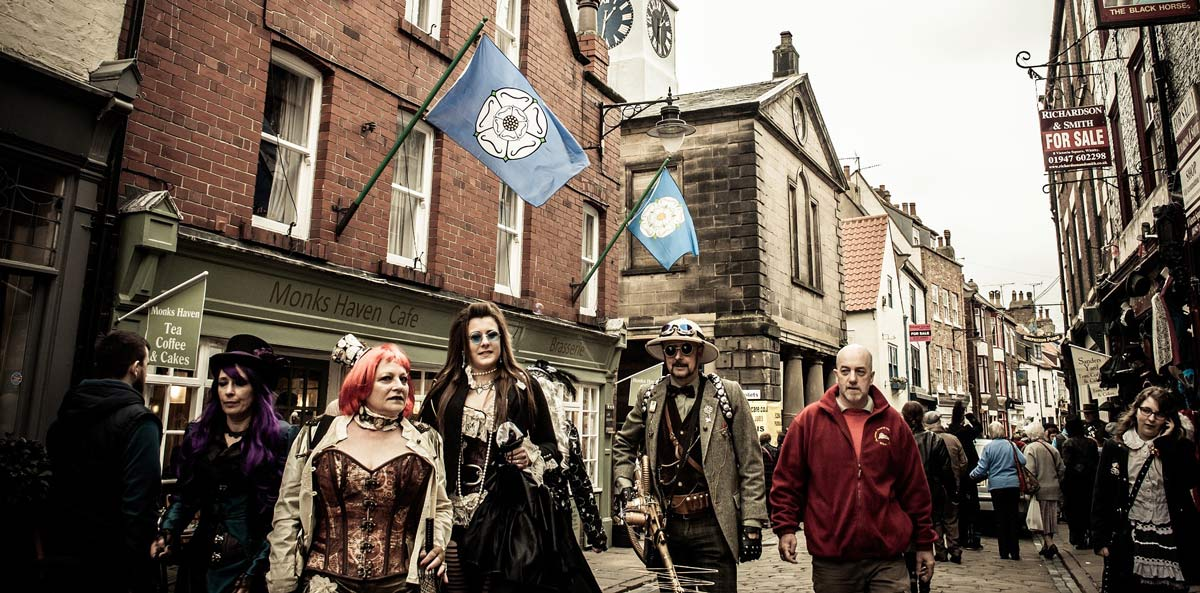 Whitby Goth Weekend April 2017 Cottage Escapes